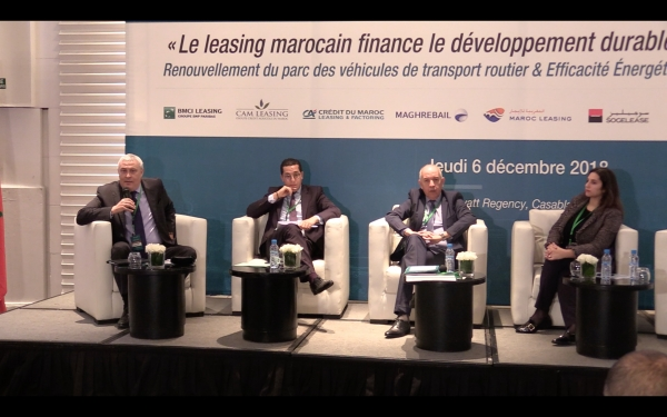 December 6, 2018 - Assises du Leasing : The Moroccan Leasing Sector finances sustainable development
